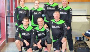 Faustball – der TV Bickenbach fährt zur Endrunde der Rheinischen Meisterschaften