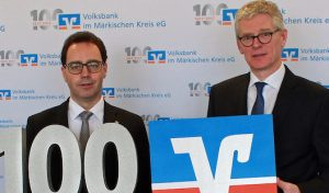 Volksbank im Märkischen Kreis regional weiter stark aufgestellt, wiederholt ausgezeichnete Beratung