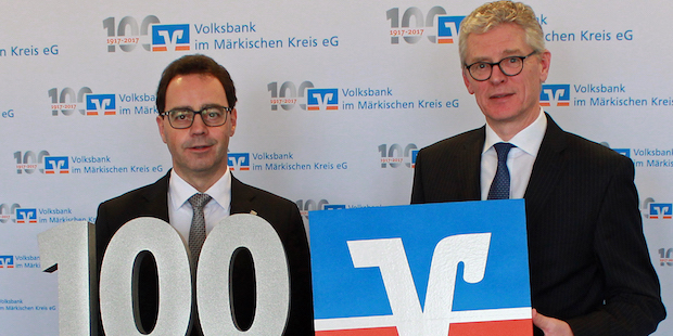 Photo of Volksbank im Märkischen Kreis regional weiter stark aufgestellt, wiederholt ausgezeichnete Beratung