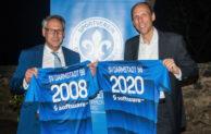 Partnerschaft geht in die Verlängerung: Software AG erneuert Sponsoring beim SV Darmstadt 98 bis 2020