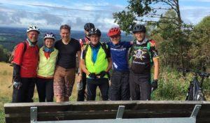Terminhinweis: Geführte Wanderungen und Radtouren im April
