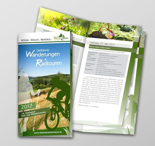 Photo of Geführte Wanderungen und Radtouren im Ferienland Reichshof