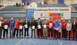 GE Marienheide beim Handballlandesfinale in Gummersbach