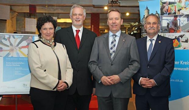 Photo of Starke Quartiere – starke Menschen: Kreis unterstützt Kommunen für Förderprogramm