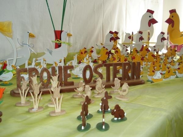 Osterwerkkunstmarkt Nümbrecht