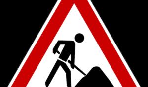 Markierungsarbeiten Gummersbacher Straße