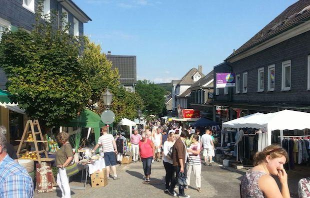 Photo of Hückeswagen: Mitmachen beim Altstadtfest