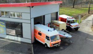 Einweihung des neuen DLRG Einsatz- und Ausbildungszentrums in Wipperfürth