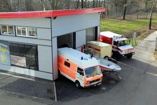 Photo of Einweihung des neuen DLRG Einsatz- und Ausbildungszentrums in Wipperfürth