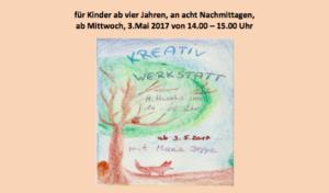 Veranstaltung: Wiehl – Kreativwerkstatt