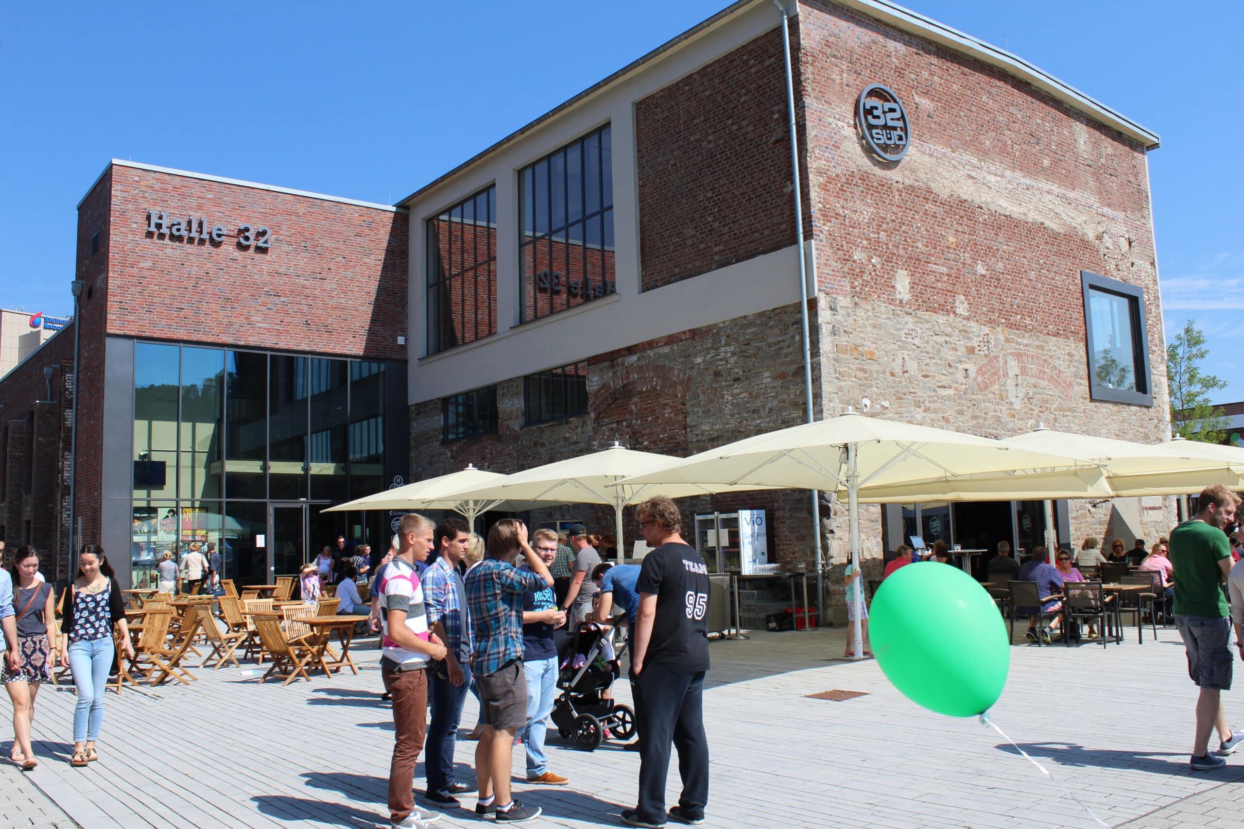 Am Mittwoch tagte die AfD Oberberg in der Halle32.