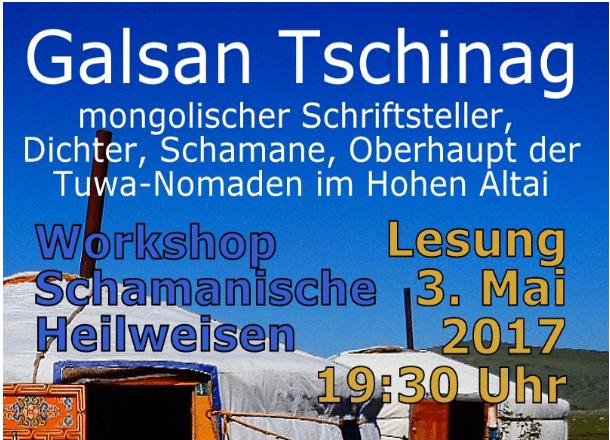 Photo of Gummersbach: Mongolischer Schriftsteller Galsan Tschinag liest