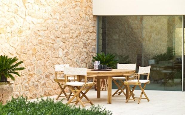 Photo of Gartensaison ist da mit stilvollen Möbeln von Unopiù