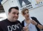 Selfie Alarm in Engelskirchen – Newcomer Matteo Markus Bok zu Gast in der Tanzschule Kasel