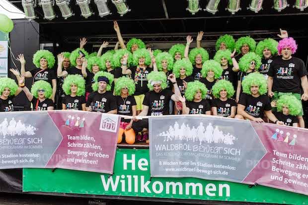 Photo of Beweg Dich! 4. Waldbröler Stadtlauf: