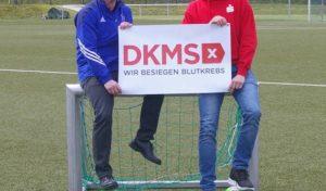 BSV Bielstein und Sparkasse arbeiten gemeinsam gegen Blutkrebs