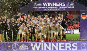 Marienheider Gesamtschülerin wird Europameisterin im Fußball