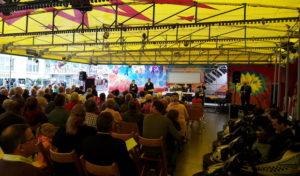 Ev. Kirchengemeinde Ründeroth feierte erstmals Gottesdienst auf der Maikirmes