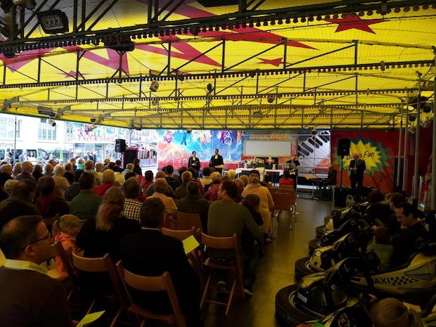 Photo of Ev. Kirchengemeinde Ründeroth feierte erstmals Gottesdienst auf der Maikirmes