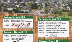 Schützen- und Volksfest in Frielingsdorf