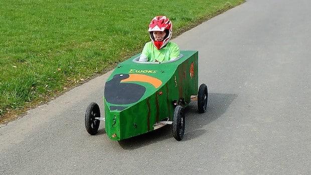 Photo of Wiehl: Seifenkistenrennen der Wiehler Jugendeinrichtungen