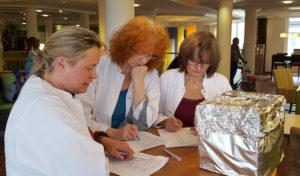 Nümbrecht: Tag der Händehygiene in der Rhein-Sieg-Klinik