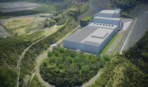 Steinmüller Babcock Environment baut Abfallbehandlungszentrum  in San Sebastian