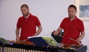 Musikalische Premiere im Seniorenzentrum Bethel