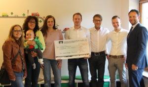 Spende für neuen Förderverein aus Frielingsdorf