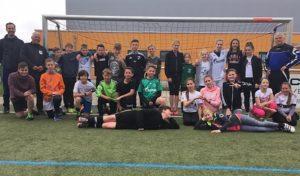 Kicken statt Pauken an der Gesamtschule Marienheide