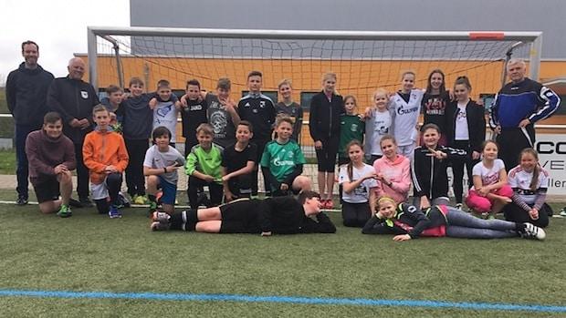 Photo of Kicken statt Pauken an der Gesamtschule Marienheide
