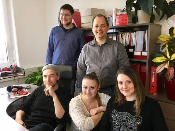 Foto: Die ARKM Zentralredaktion in Gummersbach-Windhagen.