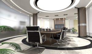 Bezug und Polsterung des Bürostuhls