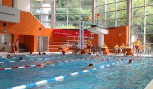 24-Stunden-Schwimmen der DLRG in Wipperfürth