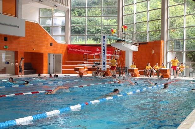 Photo of 24-Stunden-Schwimmen der DLRG in Wipperfürth