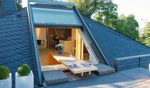 Neue Wohntrends für das Dachgeschoss