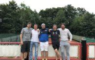 Tennisfreunde Bielstein:  Die Siegesserie der Herren 30-Mannschaft hält an