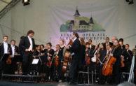 Klassik Open Air auf Schloss Homburg