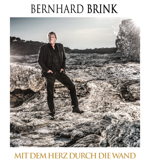 Bernhard Brink - Neues Album ab 30.6. im Handel.
