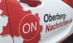 -Anerkennung für den Sportverein- Kreissportbund Oberberg überreicht Scheck