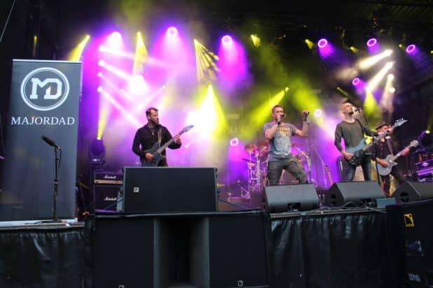 Majordad - ist eine oberbergische Rockformation.
