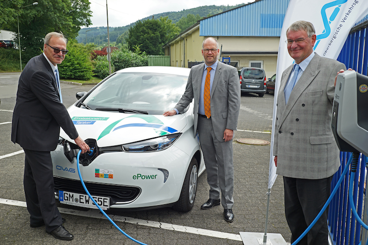 Photo of Weiteres Elektroauto für Carsharing in Oberberg