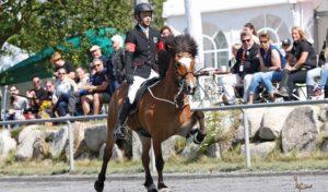 Johanna Tryggvason aus Lindlar reitet auf Islandpferde-Weltmeisterschaft für Deutschland