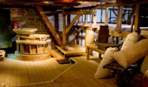 Historische Mühle klappert am Sonntag