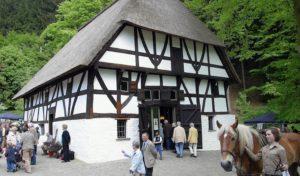 Geschichten zum Leben auf dem Land werden in Haus Dahl erzählt