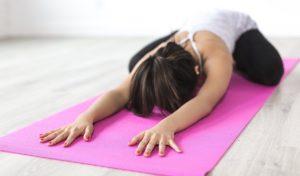 Yoga im Johanniter-Familienzentrum Morsbach