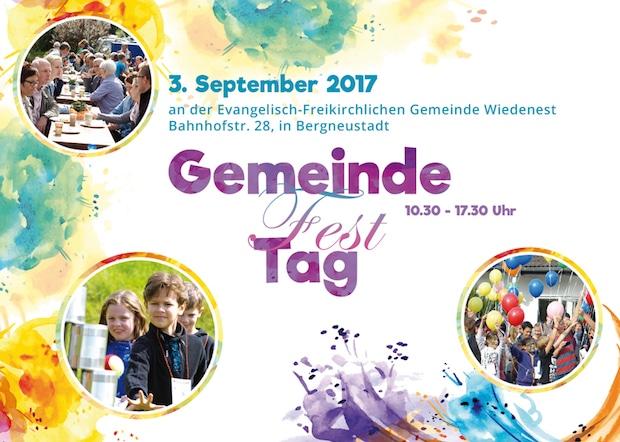 Photo of Wiedenest – Gemeindefest und Eröffnung der Raststation am 03.09.2017