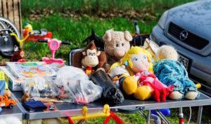 Kinderkleider- und Spielzeugmarkt in Wiedenest