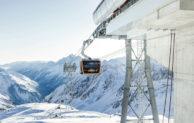In Österreichs größtem Gletscherskigebiet hat die Skisaison begonnen