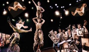 Internationale Zirkus-Show im Theater Gummersbach